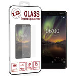 9H Tempered Glass Screen Protector for Nokia 6.1 (2018) - Clear